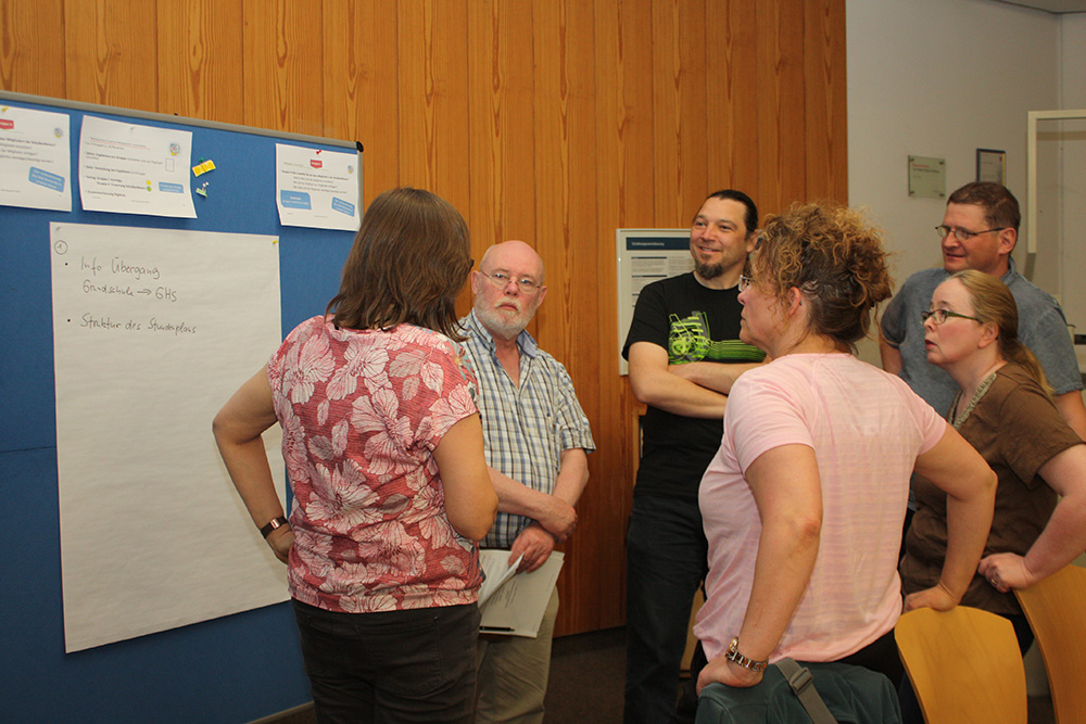 Workshop 3 Schulkonferenzen
